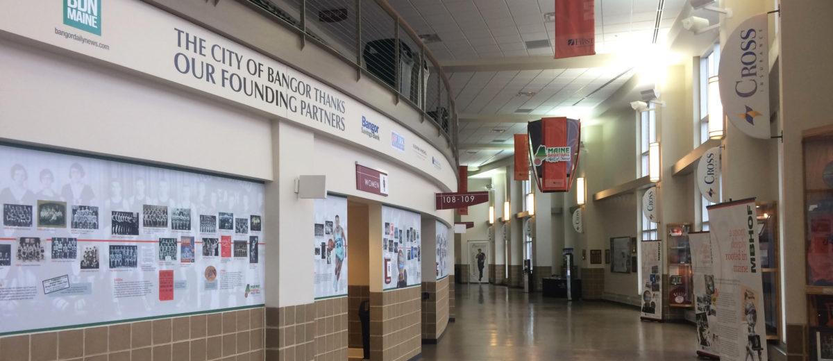 Maine Basketball Hall of Fame - Bangor, ME